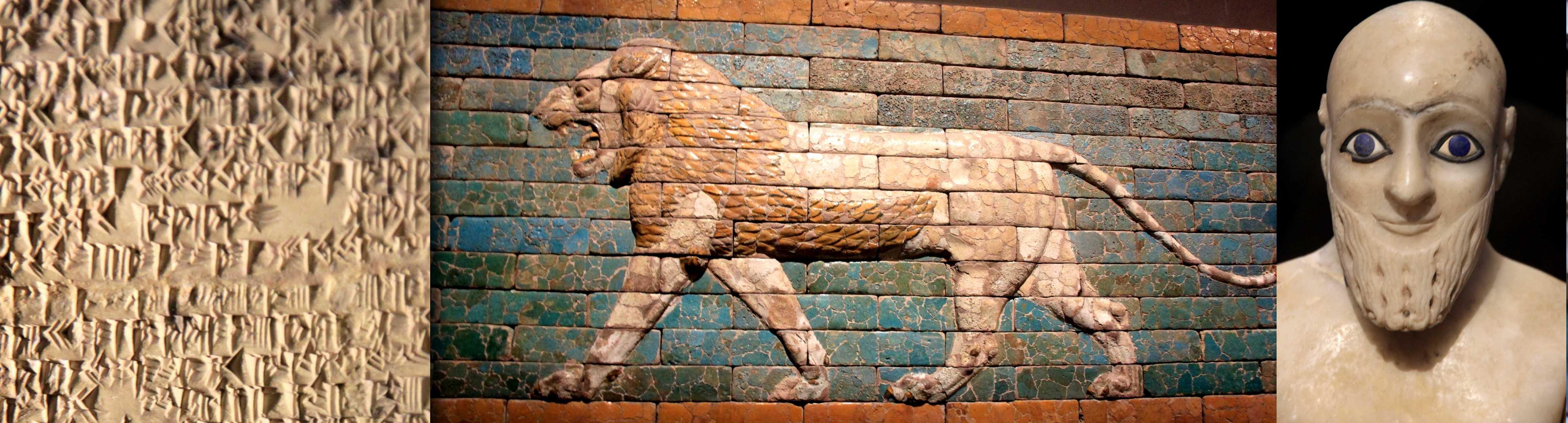 Explorez la Mésopotamie au Louvre-Lens