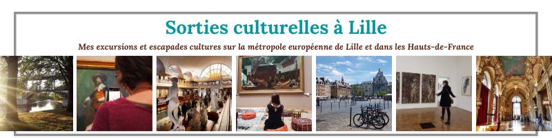 Sorties culturelles à Lille